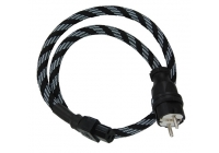 Кабель питания Real Cable PS OCC 4MF, 2.5m