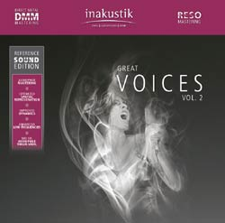 Виниловая пластинка Reference Sound Edition Great Voices, Vol. II (2 LP) 01675021