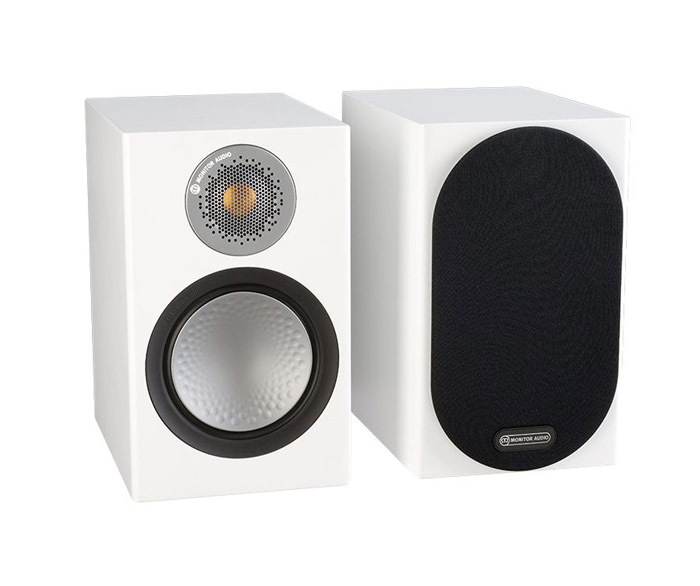 Полочная АС Monitor Audio Silver series 50 White