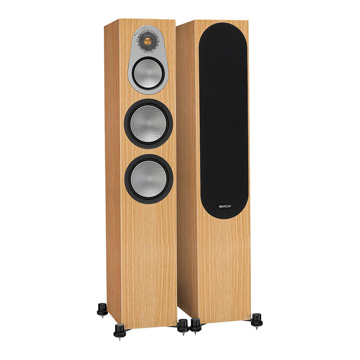 Напольная АС Monitor Audio Silver series 300 Natural Oak